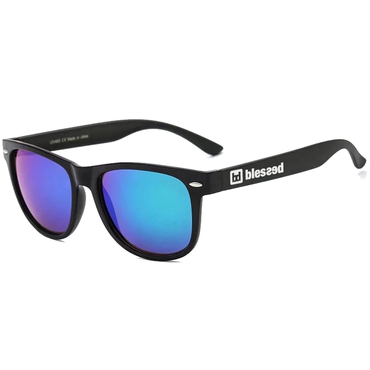blessed-sunglas-black-blue-1 New Collection : Sunglass Black-Blue