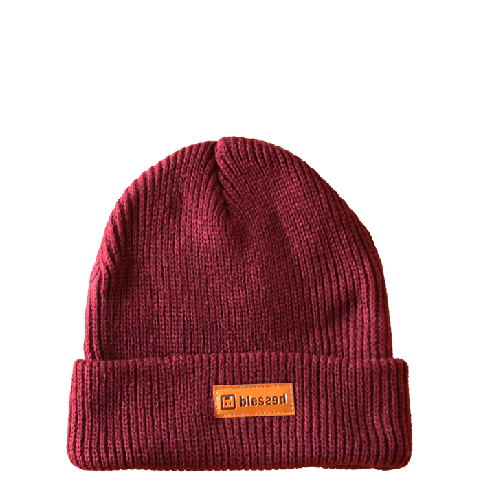 blessed_Wintermuetze_Vintage_brown_top7 New Collection : Beanie Vintage Bordeaux