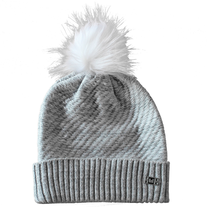 blessed_Wintermuetze_White_Fluffy_top New Collection : Beanie White Fluffy