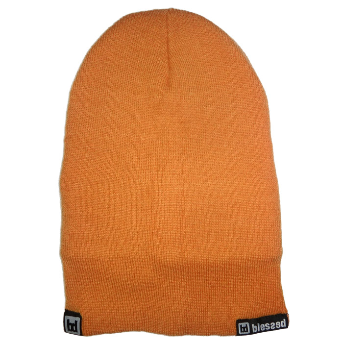 blessed_beanie_double_brwon Winterbekleidung : Beanie Double Brown