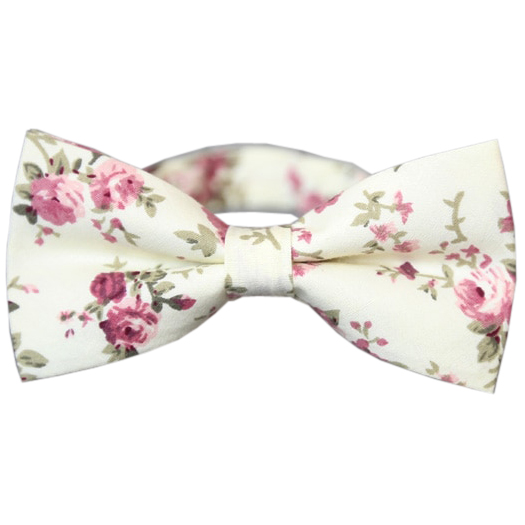 blessed_floral_bowtie_jeremia New Collection : Floral Fliege Jeremia