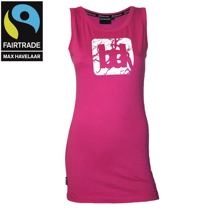 blessed_rouse_big5 % SALE % : Tanktop Rouse Magenta