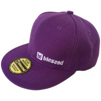 blessed-classic-snapback-cap-purple-1