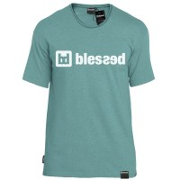 blessed-men-t-shirt-heather-green-front
