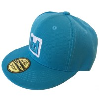 blessed-team-snapback-cap-cyan-1