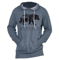 blessed-unisex-hoody-bear-grey-front