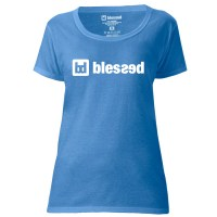 blessed-women-t-shirt-classic_heather_blue_front