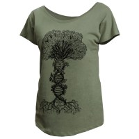 blessed-women-t-shirt-dna-olive-green-1